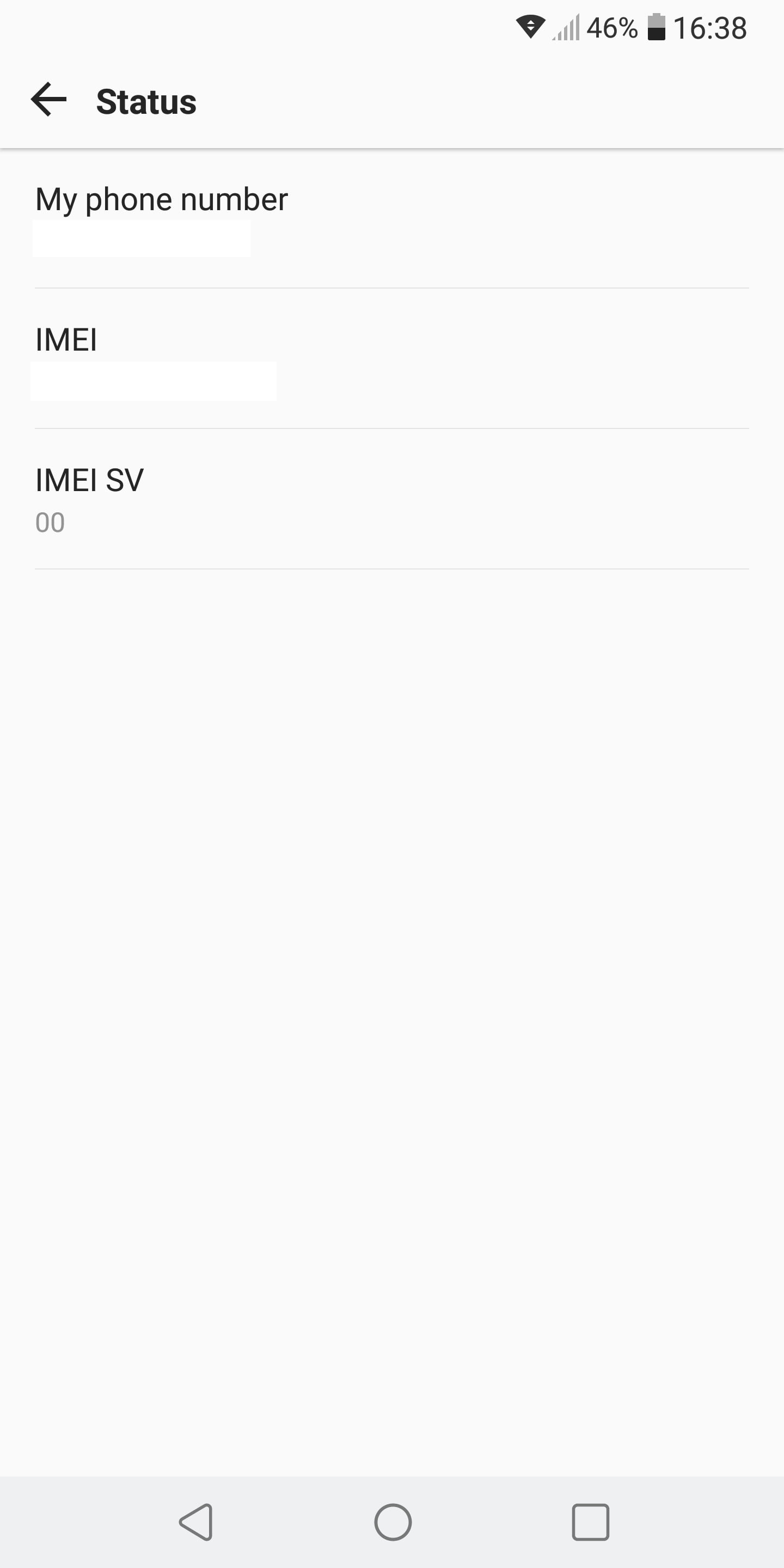 How to check your imei number easily on any phone digital trends check imei android ccuart Images