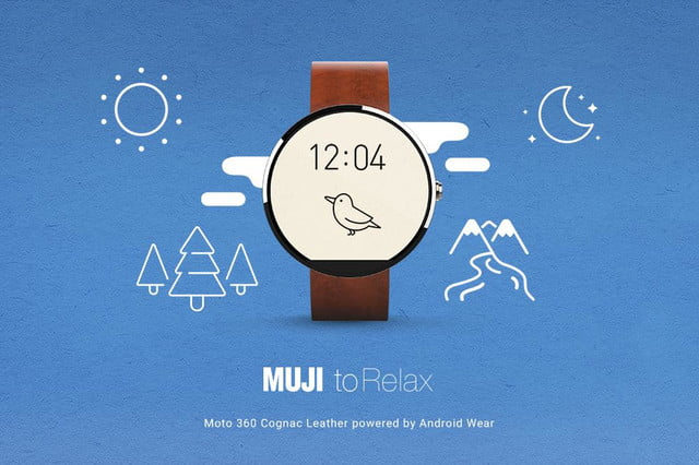 android wear 17 new watch faces androidwear muji 1000x666