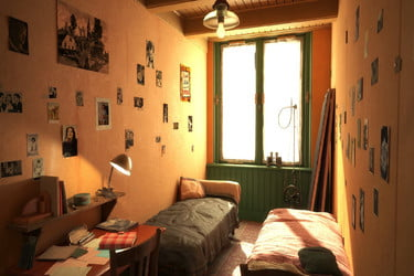 VR Experience Re-creates the Anne Frank House as It Looked In WWII