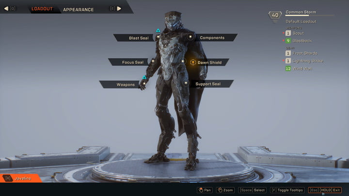 Anthem Everything We Know About Dlc Microtransactions And More