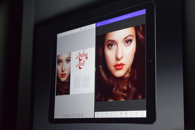 apple ipad pro 2 9 event ruby red