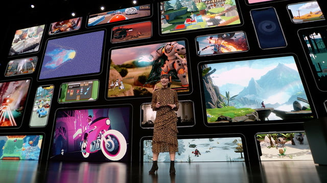 apple video streaming service show time event news arcade 2019