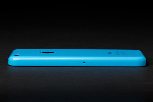 apple iphone 5c side right