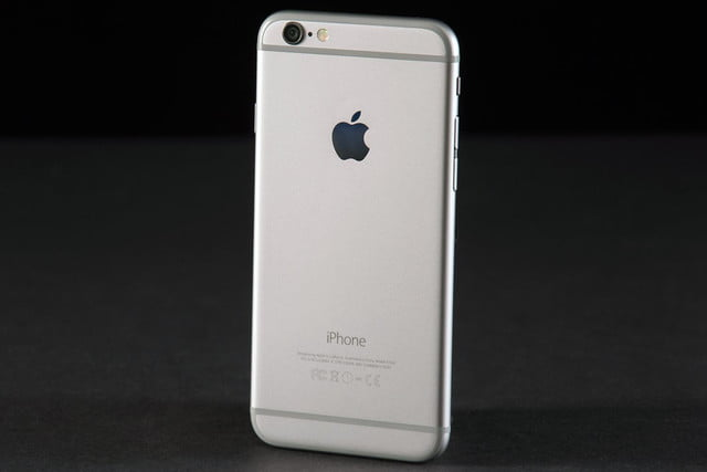 Apple iPhone 6 back