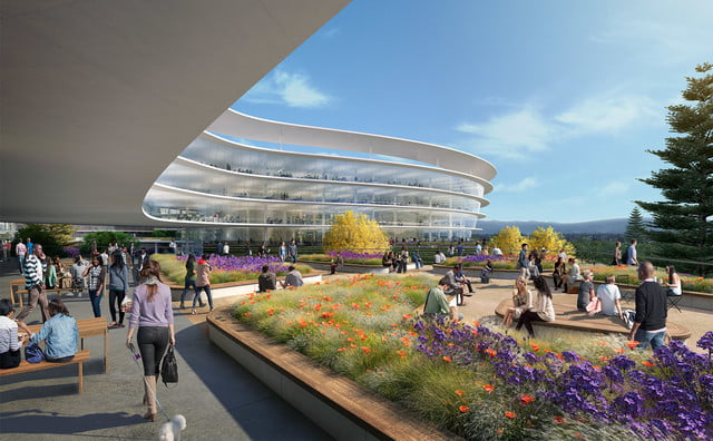 apple planning for second spaceship campus in silicon valley 4