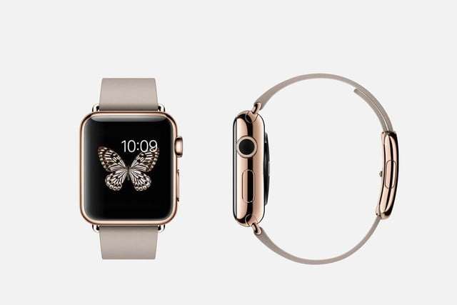 apple watch release news edition rose leather