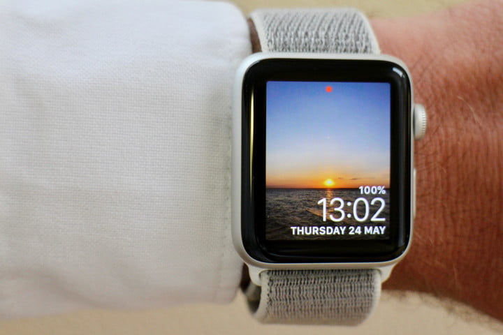 best apple watch faces photos face