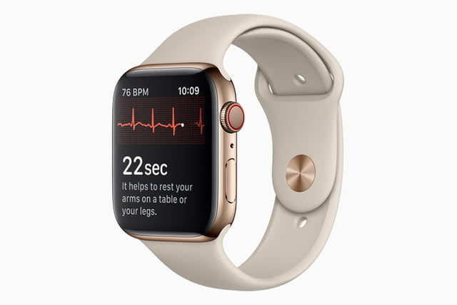 could ecg functionality in the new apple watch save lives series4 1