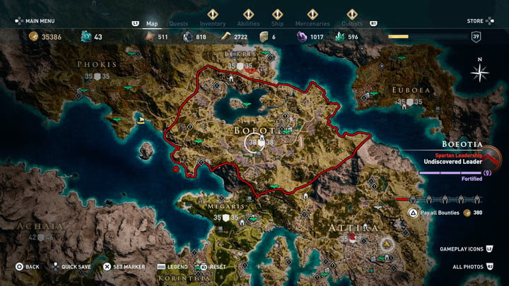 Assassin's Creed Odyssey': A Leveling Guide to Power Through the