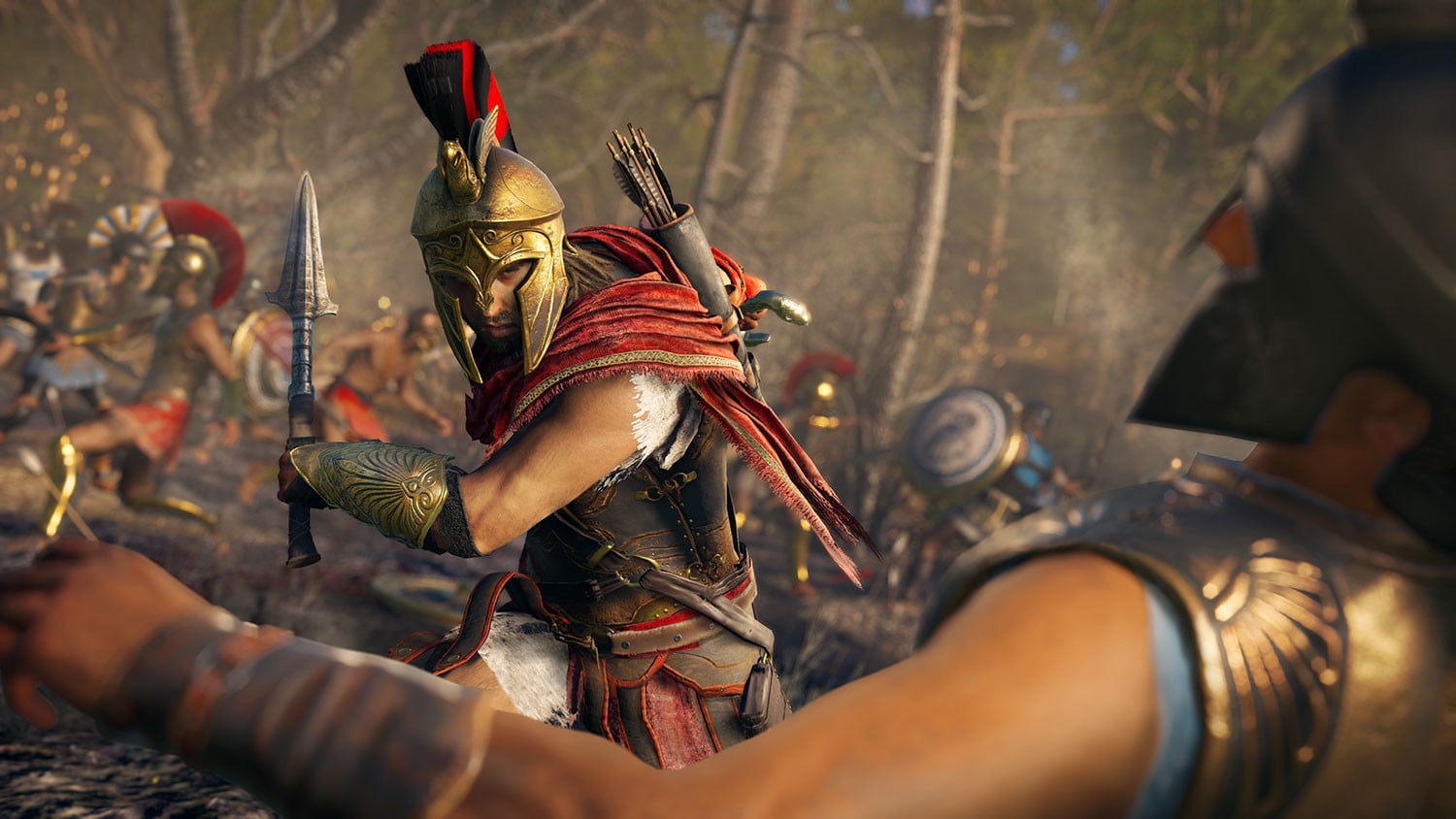 assassin s creed odyssey review as gorgeous as it is monotonous digital trends. Black Bedroom Furniture Sets. Home Design Ideas