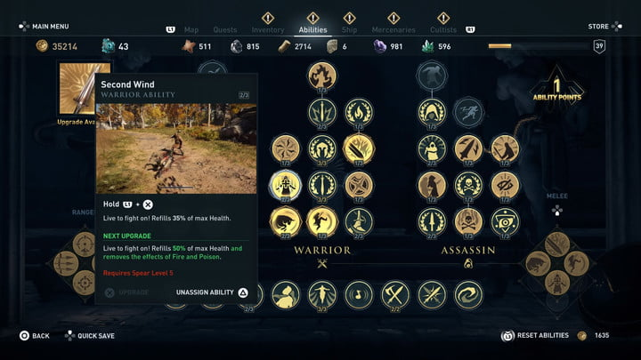 assassins creed odyssey beginners guide to getting started assassin s  20180928105739