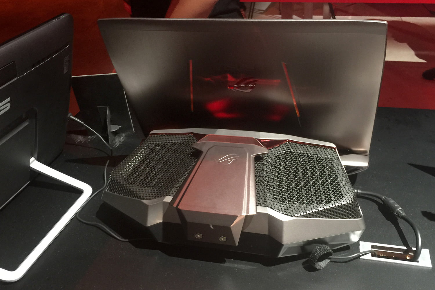 Soft tech: Hands on: Asus ROG GX700 Chilling out with the
