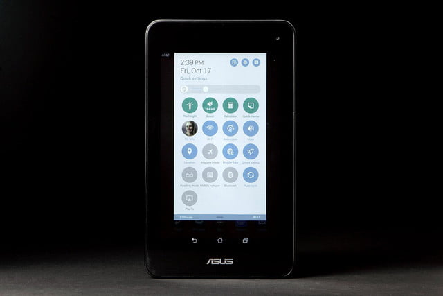 Asus PadFone X Mini tablet front