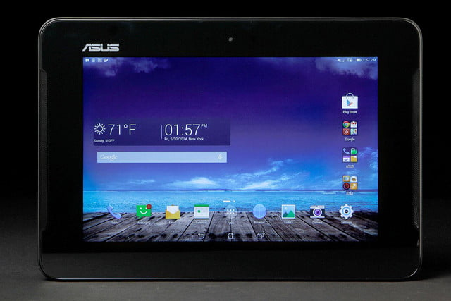 ASUS PadPhone Station dock front home