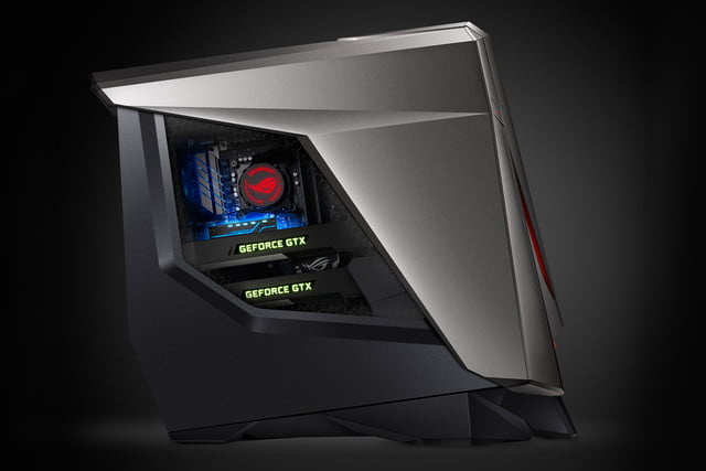 asus opts for slanted performance in high powered gt51ca system rog gt51 1