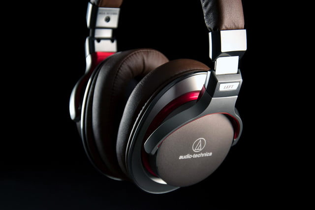 Audio Technica MSR7 logo full