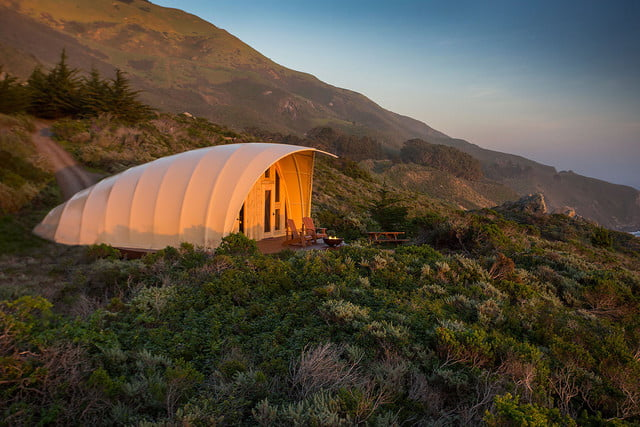 Autonomous Tent Co Cocoon & This 1000-square-foot luxury tent costs more than some houses