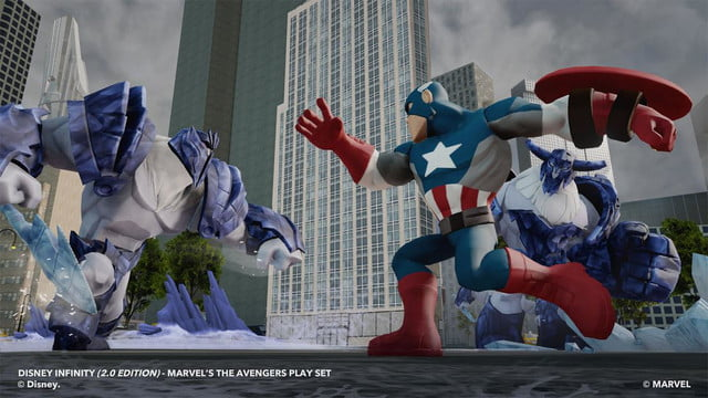 disney infinity 2 0 marvel super heroes comes ps4 xbox one fall avenger captainamerica 1