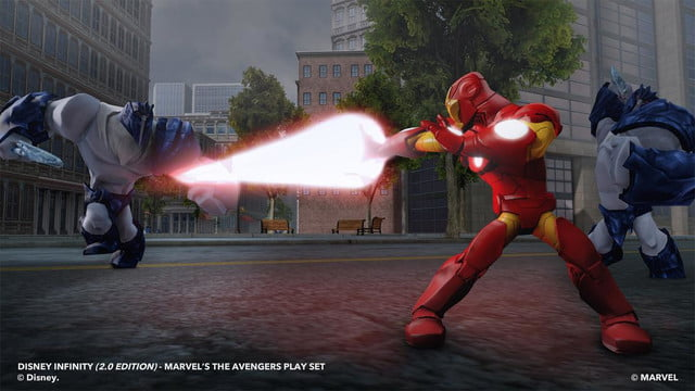 disney infinity 2 0 marvel super heroes comes ps4 xbox one fall avenger ironman 3