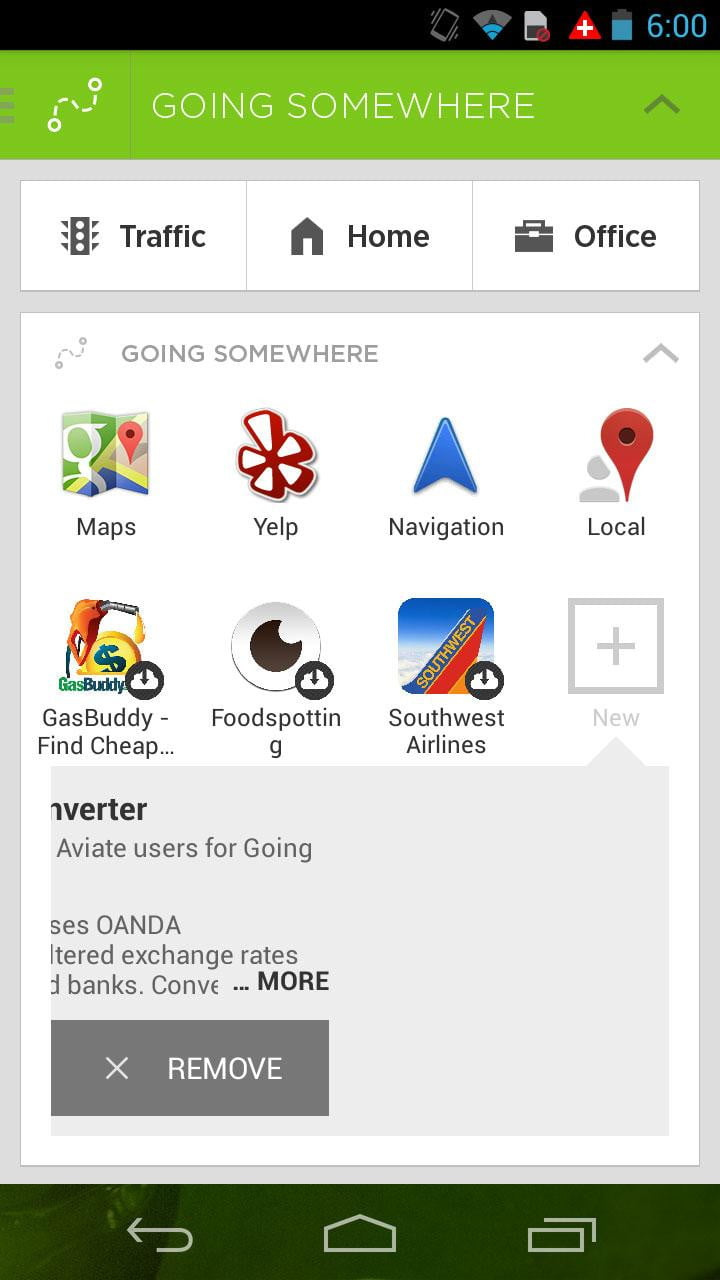 Aviate is Our Favorite New Android Home Screen (500 Free ...