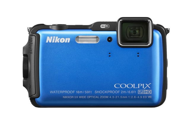 nikon cpplus 2014 announcements aw120 bl front