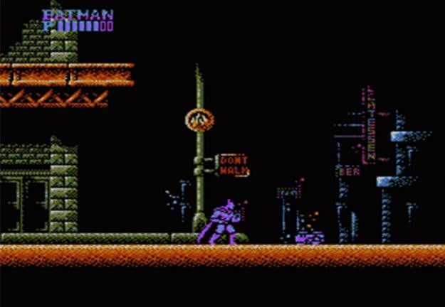 best nes games ever batman