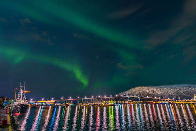 insight astronomy photographer of the year 2017 beautiful tromso  derek burdeny