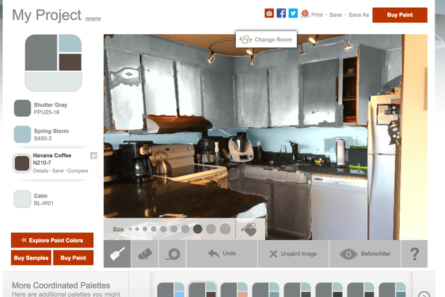 best tools to help you pick out paint colors for your walls behr smart color palette
