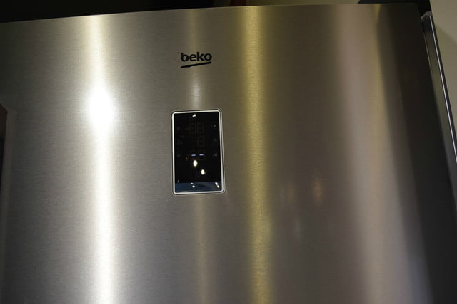 bekos homecream fridge has a built in ice cream maker beko 2