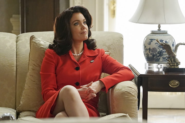 Mellie Grant  Scandal - Bellamy Young | TVs Most Badass Moms