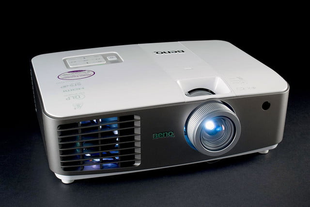 BenQ W1500 Projector front3
