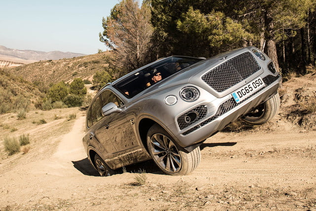 bentley engineering boss interview bentayga  68
