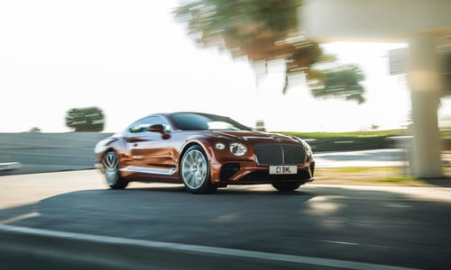 2020 bentley continental gt v8 revealed, u.s. gets it first