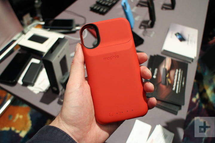 best phone cases ces 2019 mophie juicepack access