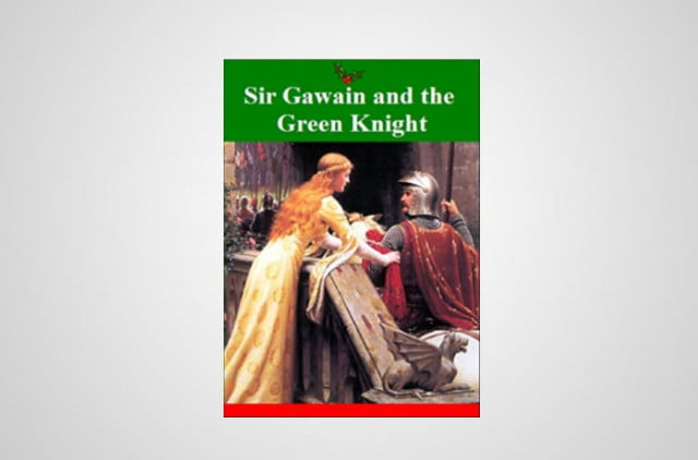 an analysis of the poem sit gawain and the green knight