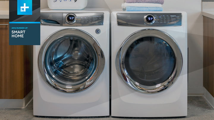 This Electrolux Washer Is Designed For Laundry Pods
