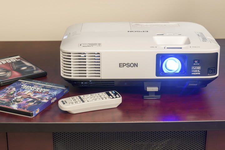 best home theater projectors epson 1450