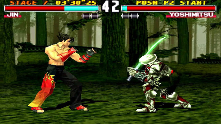 Image result for tekken 3