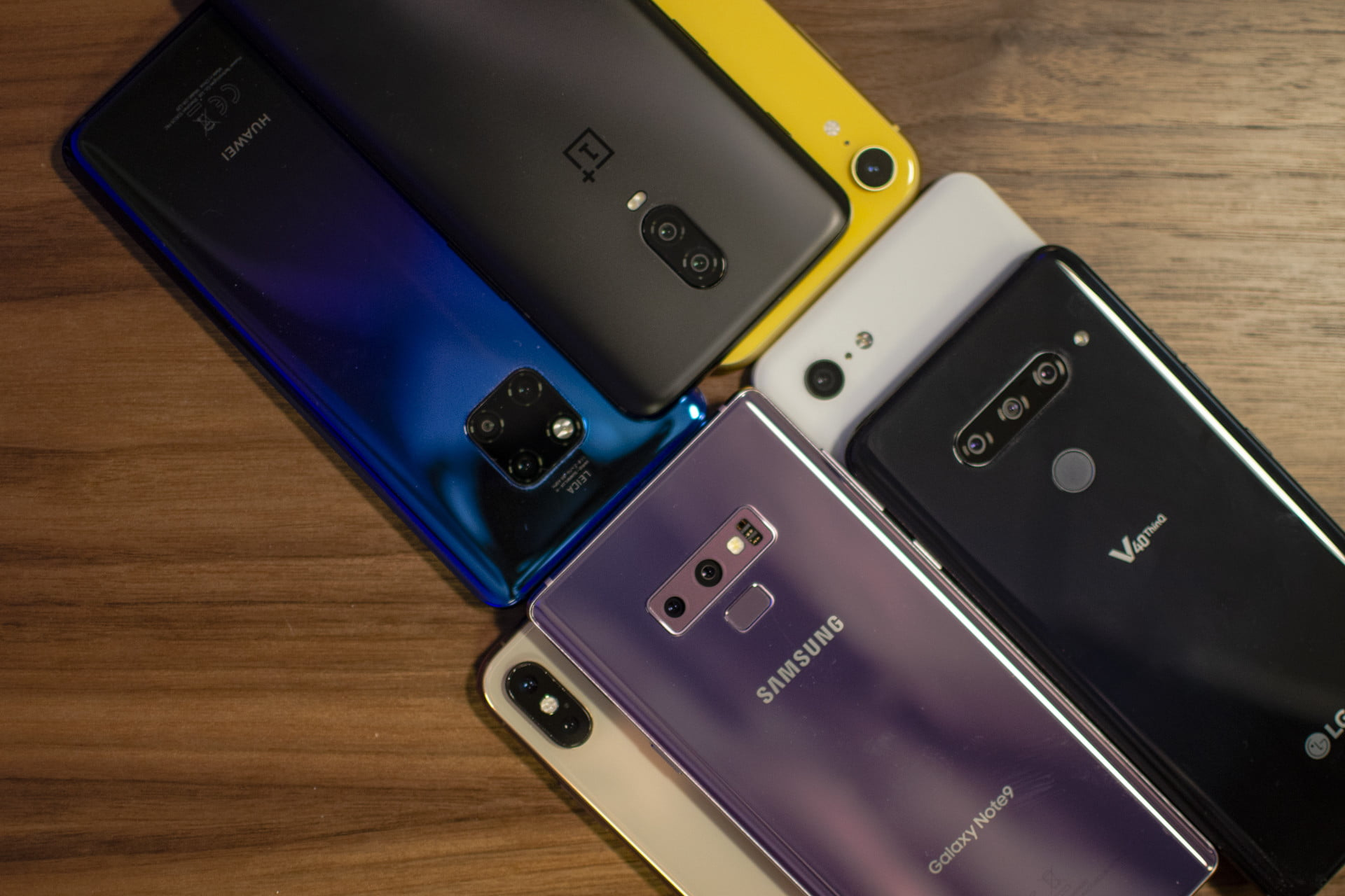 In 2018, Smartphone Sales Stopped Growing For The First