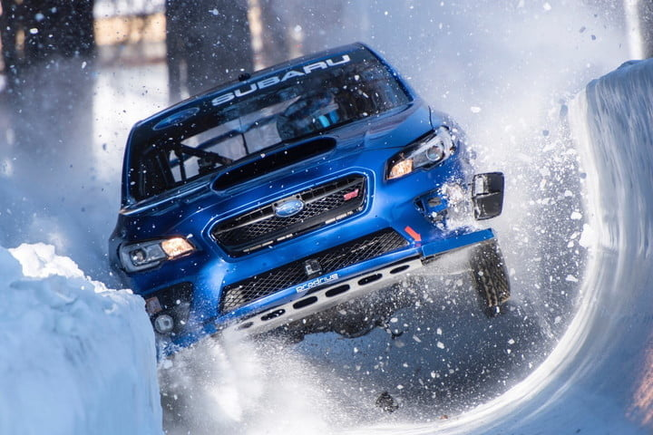 best cars for the snow subaru wrx
