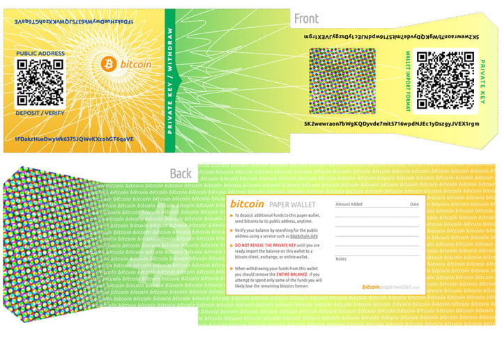 best bitcoin wallets bitcoinpaperwallet