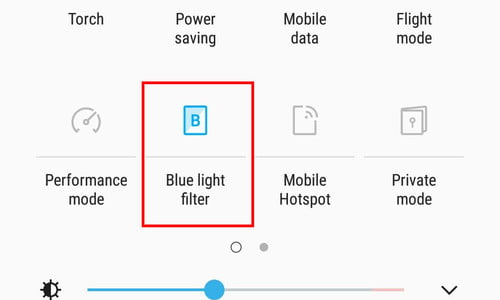 How to Use a Blue Light Filter on Your Phone   Digital Trends