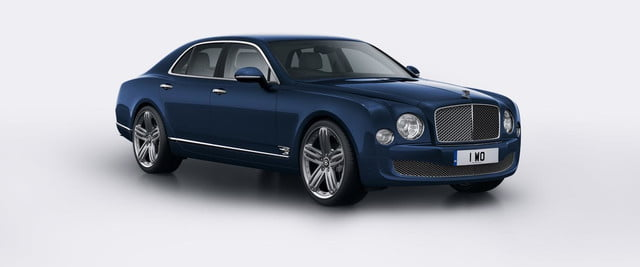 Bentley Mulsanne 95