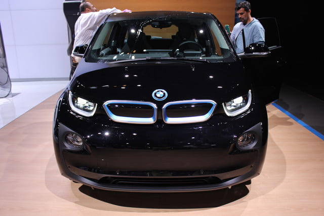 BMW i3 Shadow Sport LAAS front