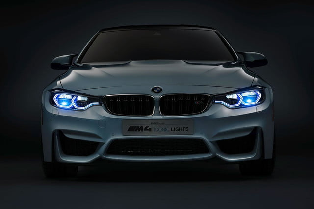 BMW M4 Concept Iconic Lights 20