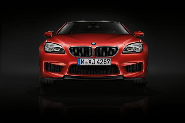 bmw m6 competition pack front
