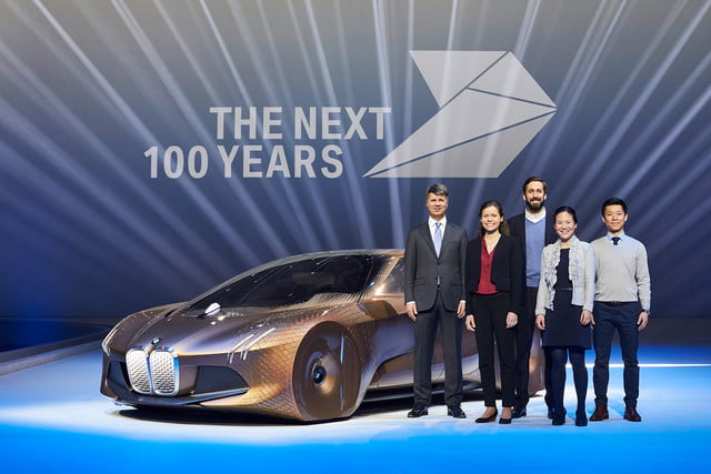 bmw vision next 100 news specs pics performance years 2116 concept 1