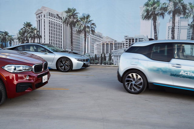 bmw automated parking technology ces 2015 remote valet 13