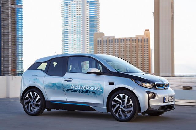 bmw automated parking technology ces 2015 remote valet 4