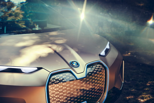 getting up close and personal with bmws vision inext bmw announced 29461